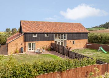 Thumbnail 5 bed barn conversion for sale in Seastone Cottages, Station Road, Weybourne, Holt