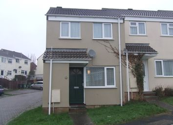 Thumbnail 2 bed end terrace house to rent in Walnut Way, Barnstaple