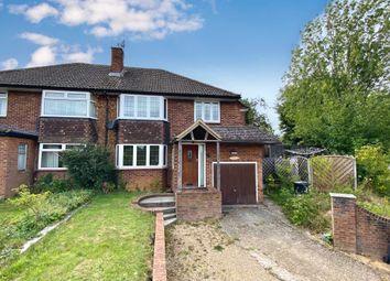 Thumbnail 4 bed semi-detached house to rent in Lockers Park Lane, Hemel Hempstead