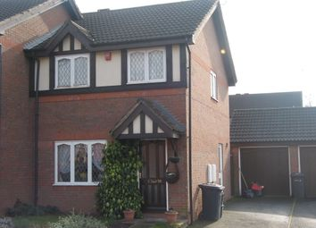 Thumbnail 3 bed end terrace house to rent in Whinchat Grove, Kidderminster