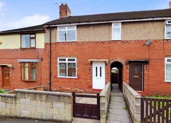 Thumbnail 3 bedroom town house for sale in Wignall Road, Sandyford, Stoke-On-Trent
