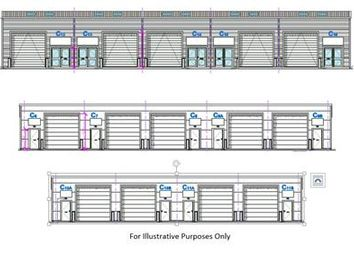 Thumbnail Light industrial to let in Units C6-C16, Admiralty Business Park, Station Road, Holton Heath, Poole