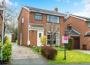 Thumbnail 3 bed detached house for sale in Whitehall Avenue, Appley Bridge, Wigan