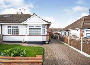 2 bed semi-detached bungalow for sale in Dulverton Avenue, Westcliff-On-Sea SS0