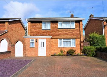 Thumbnail 3 bedroom detached house for sale in Kenilworth Road, Winklebury, Basingstoke