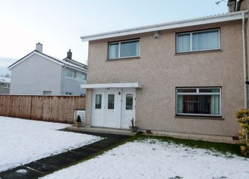 Thumbnail 3 bed end terrace house for sale in Parry Terrace, Westwood, East Kilbride