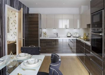 Thumbnail 2 bed flat for sale in Kilburn Quarter, Cambridge Road, Kilburn