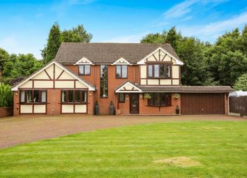 Thumbnail 5 bedroom detached house for sale in Mount Pleasant, Kidsgrove, Stoke-On-Trent, Staffordshire