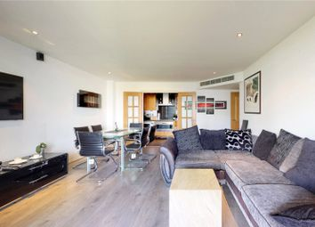 Thumbnail 2 bed flat for sale in Harbour Reach, The Boulevard, London