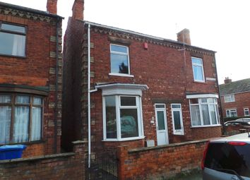 Thumbnail 3 bed semi-detached house to rent in George Street, Gainsborough