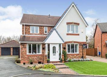 Thumbnail 4 bed detached house for sale in Coleridge Close, Cottam, Preston, Lancashire