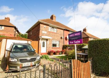 Thumbnail 2 bedroom semi-detached house for sale in Rookwood Street, Leeds