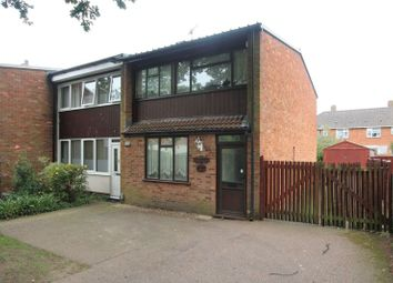 3 bed end terrace house for sale in Cadge Road, Norwich NR5