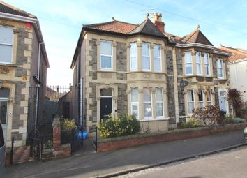 Thumbnail 3 bedroom semi-detached house to rent in Lambley Road, St George, Bristol
