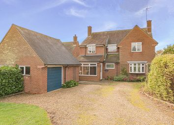 Gynwell, Naseby, Northampton NN6. 4 bed detached house for sale