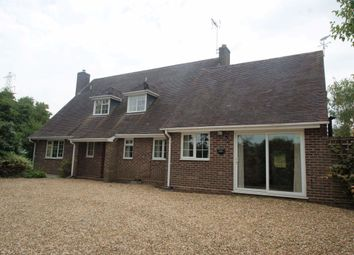 Thumbnail 4 bed detached house to rent in Goodworth Clatford, Andover