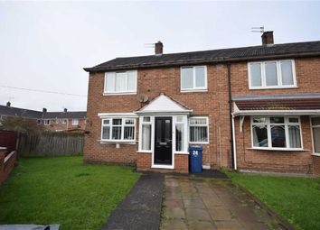 Thumbnail 2 bedroom end terrace house for sale in Renoir Gardens, South Shields