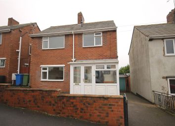 Thumbnail 3 bed detached house for sale in Alexandra Road East, Spital, Chesterfield