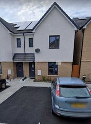 Thumbnail 3 bed semi-detached house to rent in Reservoir Way, Ilford