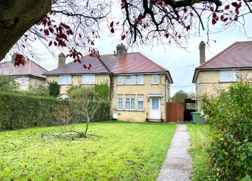 Thumbnail 3 bed semi-detached house for sale in Main Street, Hardwick, Cambridge