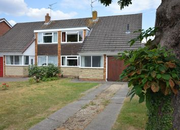 Thumbnail 3 bed semi-detached house for sale in Reynolds Close, Keynsham, Avon