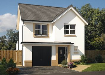 "Thumbnail 3 bedroom property for sale in ""The Newton"" at Broomhouse Crescent, Uddingston, Glasgow"
