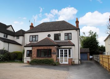 Thumbnail 5 bed detached house for sale in London Road, Benham Hill, Thatcham