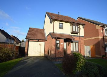Thumbnail 3 bed detached house for sale in Eastbury Close, Widnes