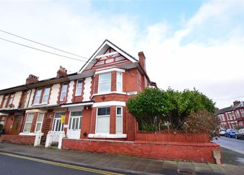 Thumbnail 3 bed flat to rent in Annesley Road, Wallasey, Merseyside