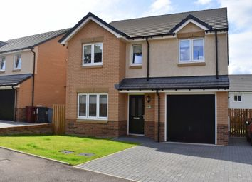 Thumbnail 4 bed detached house for sale in Thistledown Drive, Cambuslang, Glasgow
