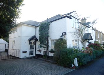Thumbnail 4 bed end terrace house for sale in Brookside, Temple Ewell, Dover, Kent