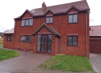 Thumbnail 4 bed detached house for sale in Spon Lane, Atherstone, Warwickshire