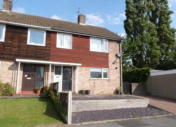 Thumbnail 3 bed semi-detached house to rent in Cotswold Close, Chesterfield, Derbyshire