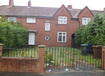 Thumbnail 3 bedroom terraced house to rent in Linum Place, Fenham, Newcastle Upon Tyne