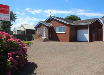 Thumbnail 3 bedroom bungalow for sale in Augusta Terrace, Sunderland, Tyne And Wear