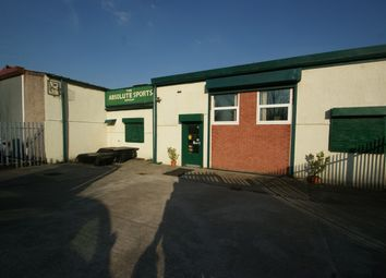 Thumbnail Commercial property for sale in Prydwen Road, Fforestfach, Swansea