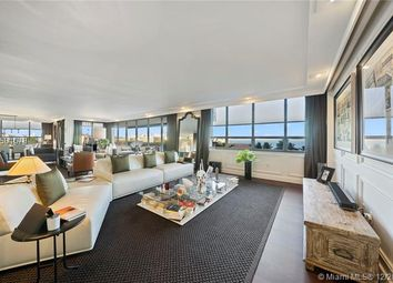 Thumbnail 3 bed apartment for sale in 3 Grove Isle Dr, Miami, Florida, United States Of America