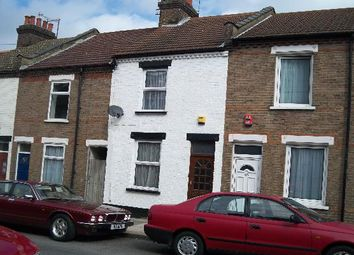 Thumbnail 2 bedroom terraced house for sale in Cowper Street, Luton