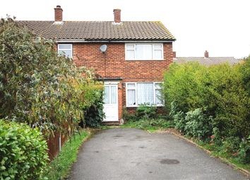 2 bed end terrace house for sale in Hengrove Crescent, Ashford, Surrey TW15