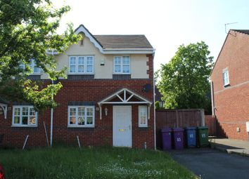 Thumbnail 3 bed semi-detached house for sale in All Hallows Drive, Speke, Liverpool