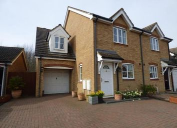 Thumbnail 3 bed semi-detached house for sale in Forest Avenue, Ashford, Kent, UK