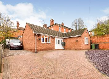Thumbnail 3 bed bungalow to rent in Fort Royal Hill, Worcester