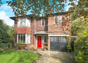 Thumbnail 4 bed detached house for sale in Barrington Avenue, Cheadle Hulme, Cheadle