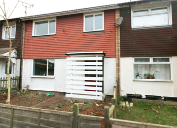 Thumbnail 3 bed terraced house to rent in Newenden Close, Ashford