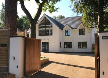 Thumbnail 6 bed detached house for sale in Nine Mile Ride, Finchampstead, Wokingham