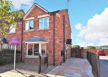 Thumbnail 3 bed end terrace house for sale in Sunningdale Drive, Edlington, Doncaster