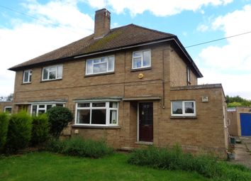 Thumbnail 3 bedroom semi-detached house for sale in Morgans Close, Polebrook