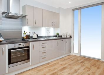 Thumbnail 1 bed flat to rent in Bridge Mill, Haggerston Road