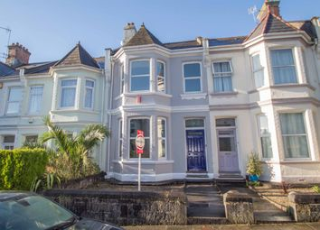 Thumbnail 3 bedroom terraced house for sale in Amherst Road, Plymouth