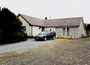 Thumbnail 4 bed bungalow for sale in Maesymeillion, Llandysul, Ceredigion